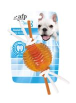 All For Paws Chews Flexi Rope Dental Ball
