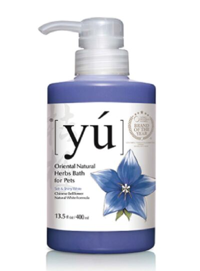 YU Chinese Bellflower Natural White Formula - For Cats & Dogs