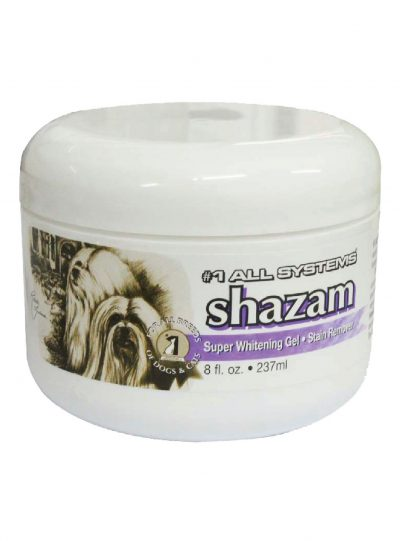 #1 All Systems SHAZAM Whitening Gel for Dogs 8oz