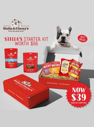 Stella & Chewy Starter Kit (Limited Time Only) - Dry Dog Food